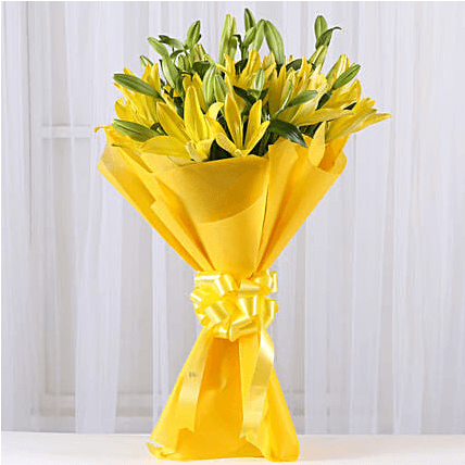 lillies-flowers-cakenflora-cakenflora.in