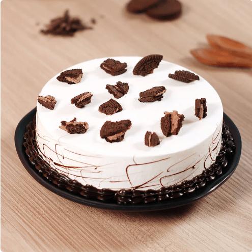 oreo crumb cake front