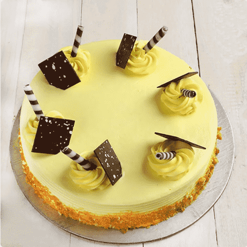 rasmalai butterscotch cake